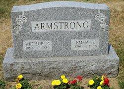 Emma Hilda <i>Van Horn</i> Armstrong
