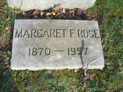 Margaret Feeter <i>Annable</i> Rose