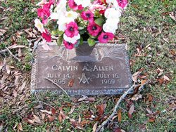 Calvin A. Allen