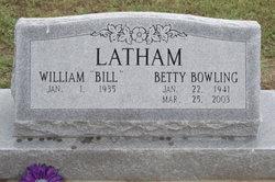 Betty <i>Bowling</i> Latham