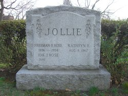 Ida Marie <i>Jollie</i> Rose