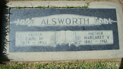 Earl M Alsworth