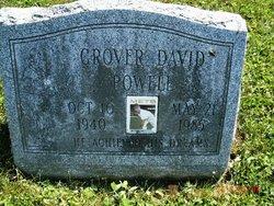 Grover David Powell