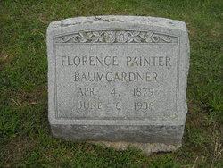 Florence <i>Painter</i> Baumgardner