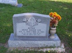 Mrs Irene Evelyn <i>Moore</i> Lee