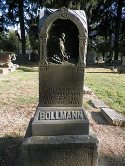 Louisa <i>Smith</i> Bollmann