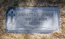 Annetta C. Jones