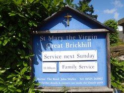 Great Brickhill St Mary Churchyard