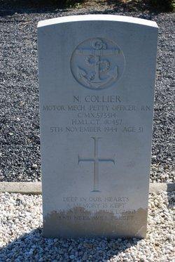 SMN Norman Collier