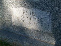 Erie <i>Humphrey</i> Abernathy