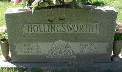 Frances A. Hollingsworth