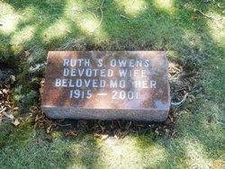 Ruth S Owens