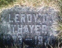 Leroy David Roy Thayer