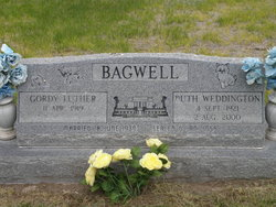 Gordy Luther Bagwell