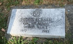 Henry Harrison Hank Ball