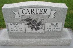 Dorothy Ilene <i>Don</i> Carter
