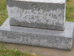 Roger A Bacon