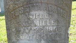 Rosetta <i>Adams</i> Miller