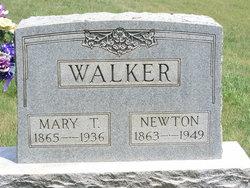 Mary Thomas <i>Cannon</i> Walker