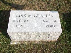 Lois M <i>Hilliker</i> Grafius