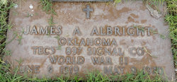 James A. Albright