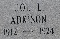 Joseph L. Adkison