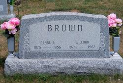 Pearl <i>Marker</i> Brown