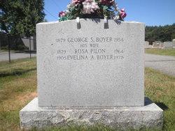 George S Boyer