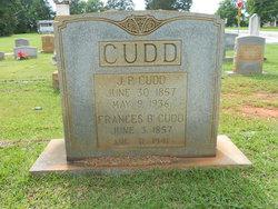 Joshua P Cudd