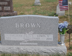 Edwin V. Ed Brown