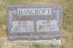 Annettie Elizabeth <i>Adams</i> Bancroft