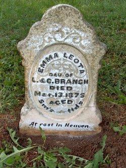 Emma Leota Branch