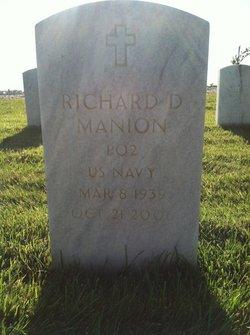 Richard Dale Dick Manion