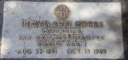 Lewis Guy Hobbs