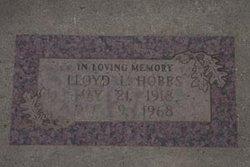 Lloyd Lee Hobbs