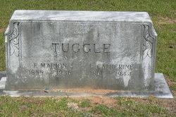 Luella Catherine <i>Jackson</i> Tuggle