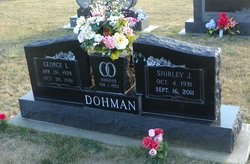 Shirley Jeanne <i>Griswold</i> Dohman