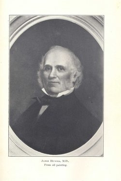 Dr James Hunter
