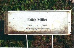 Edith Millet
