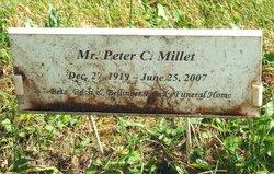 Peter C Millet
