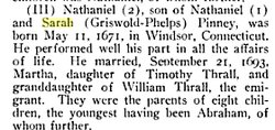 Lieut Nathaniel Pinney, Jr