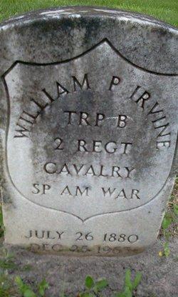 William Preston Irvine