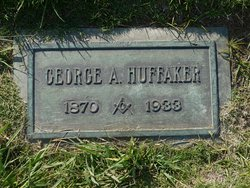 George Albert Huffaker