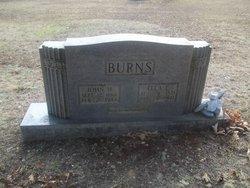 Samuel Ella <i>Price</i> Burns