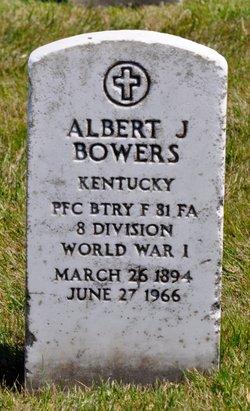 Albert J Bowers