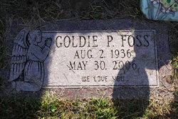 Goldie P <i>Priest</i> Foss