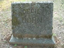 Cecil Horn