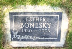 Esther Bonesky