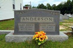 Elias Redick Anderson