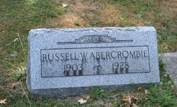 Russell W Abercrombie